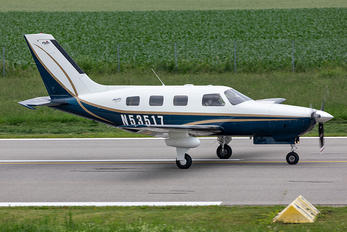 N53517 - Private Piper PA-46 Malibu / Mirage / Matrix