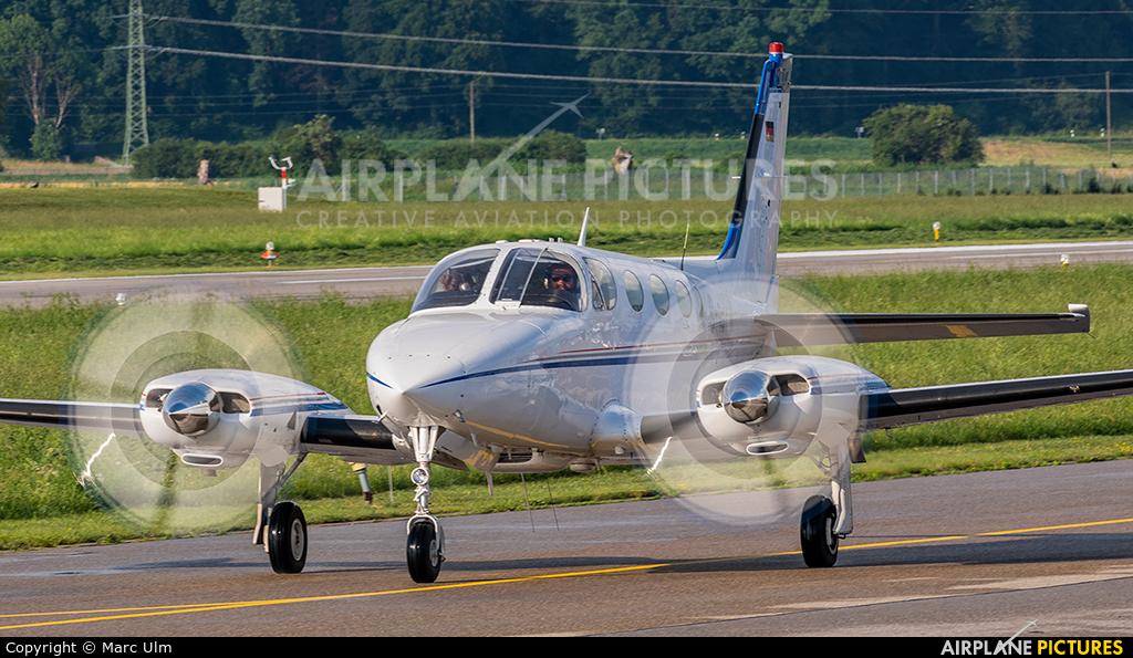Private D-IBPW aircraft at Augsburg