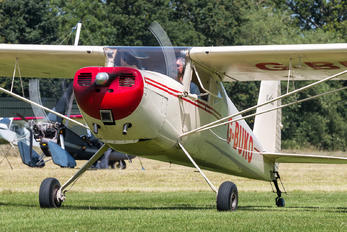 G-BUKO - Private Cessna 120
