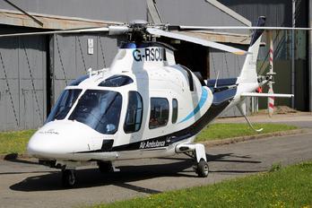 G-RSCU - Sloane Helicopters Agusta Westland AW109 E Power Elite