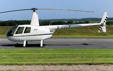 G-CDUE - Private Robinson R44 Astro / Raven