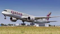 A7-ALC - Qatar Airways Airbus A350-900 aircraft