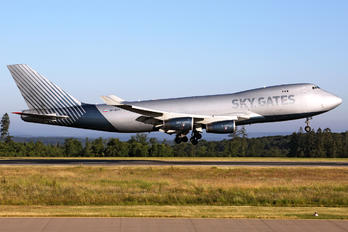 VP-BCH - Sky Gates Airlines Boeing 747-400F, ERF
