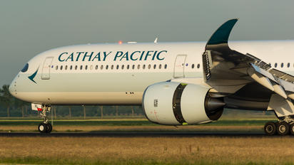 B-LXL - Cathay Pacific Airbus A350-1000