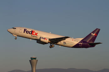 OE-IAP - FedEx Federal Express Boeing 737-400F