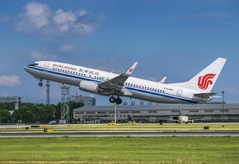 B-5486 - Beijing Airlines Boeing 737-800