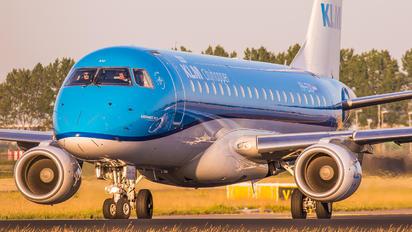 PH-EXU - KLM Cityhopper Embraer 170-200 STD