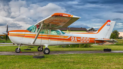 9A-DDD - Ecos pilot school Cessna 172 Skyhawk (all models except RG)