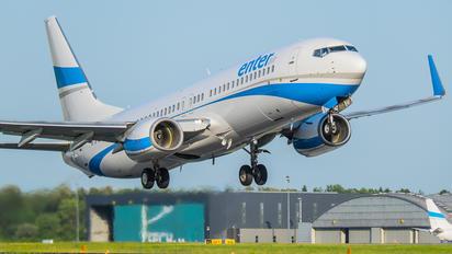 SP-ESA - Enter Air Boeing 737-800