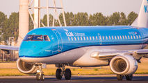 PH-EZG - KLM Cityhopper Embraer ERJ-190 (190-100) aircraft