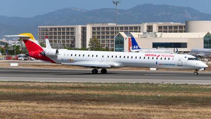 EC-LJX - Air Nostrum - Iberia Regional Canadair CL-600 CRJ-1000