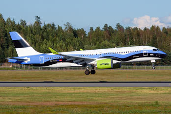 YL-CSJ - Air Baltic Airbus A220-300