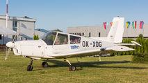 OK-XOG - Aeroklub Roudnice nad Labem Zlín Aircraft Z-43 aircraft