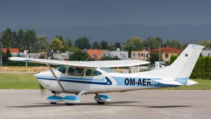 OM-AER - Aeroklub Senica Cessna 182 Skylane (all models except RG)