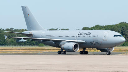 10+26 - Germany - Air Force Airbus A310