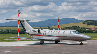 D-CBTA - Brose Cessna 525C Citation CJ4