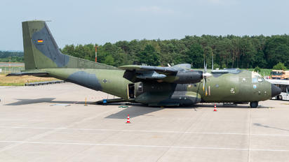 50+83 - Germany - Air Force Transall C-160D