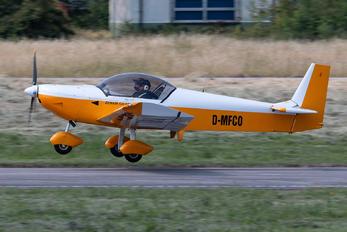 D-MFCO - Private Zenith - Zenair CH 601 Zodiac