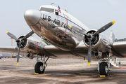 N47E - Private Douglas C-47A Skytrain aircraft