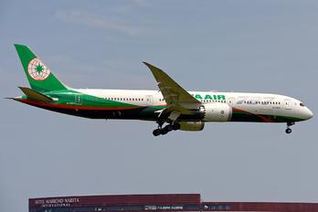 B-17883 - Eva Air Boeing 787-9 Dreamliner