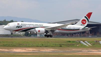 S2-AJT - Biman Bangladesh Boeing 787-8 Dreamliner