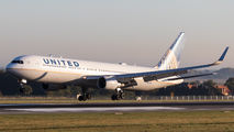 N677UA - United Airlines Boeing 767-300ER aircraft