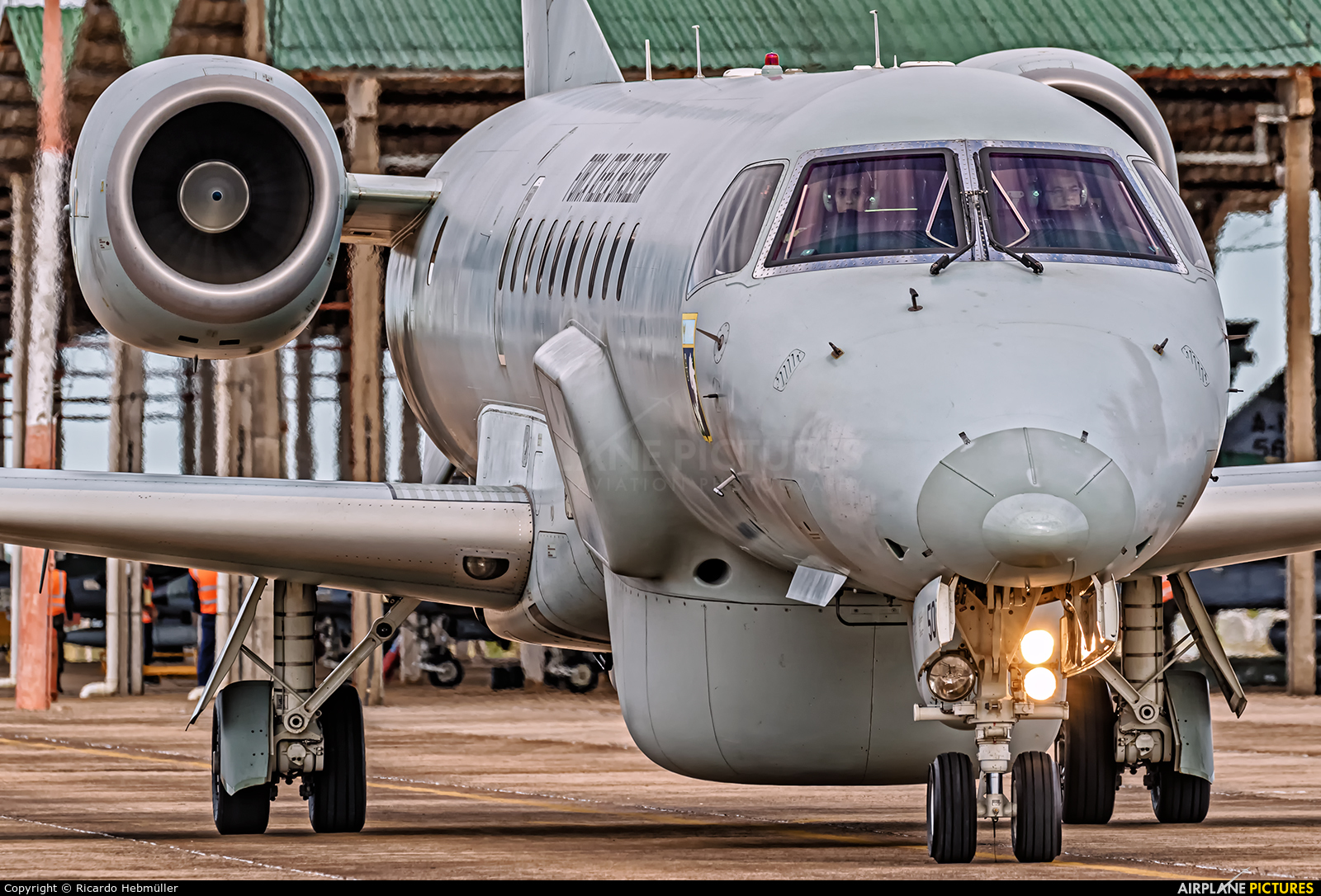 Brazil - Air Force 6750 aircraft at Campo Grande