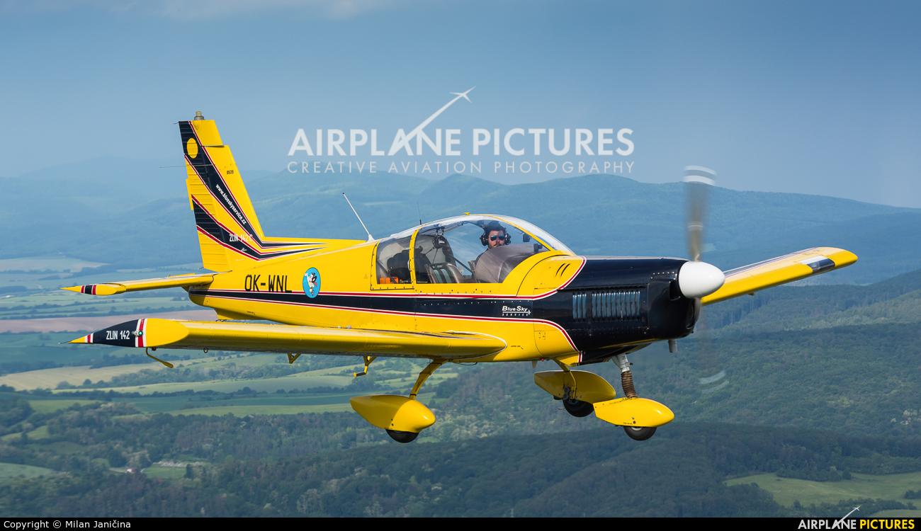 Blue Sky Service OK-WNL aircraft at In Flight - Slovakia