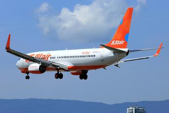 HL8332 - Jeju Air Boeing 737-800