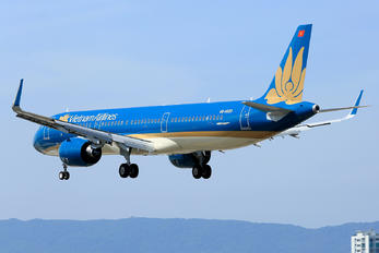 VN-A620 - Vietnam Airlines Airbus A321 NEO