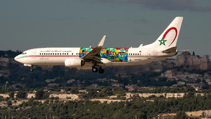 CN-RGH - Royal Air Maroc Boeing 737-800