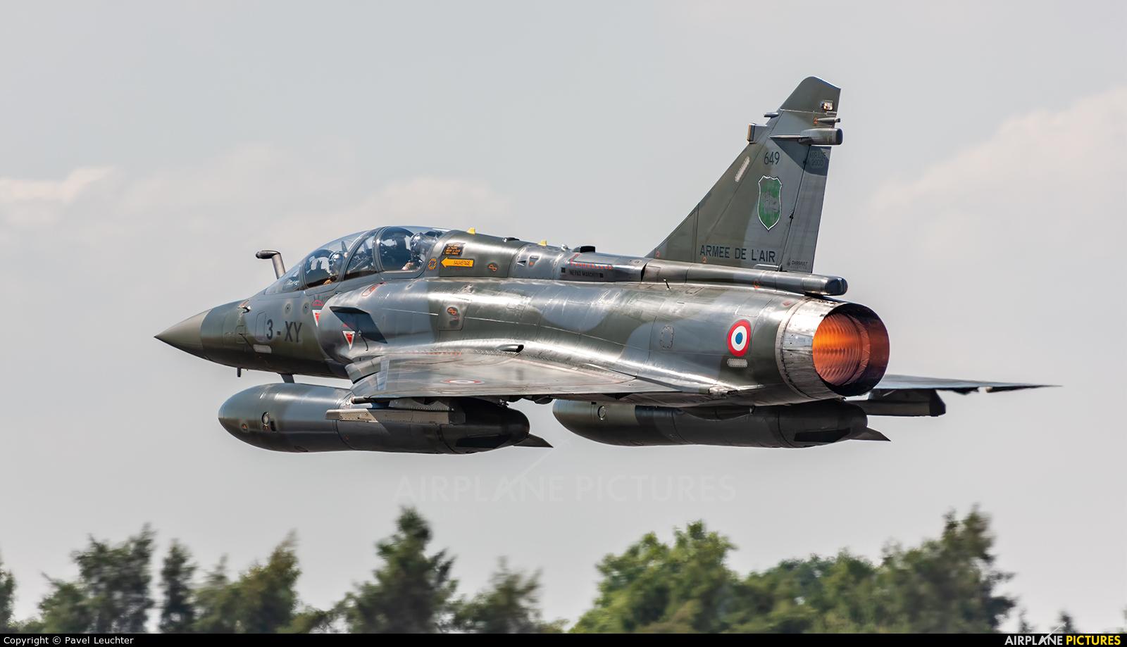 France - Air Force 649 aircraft at Fairford