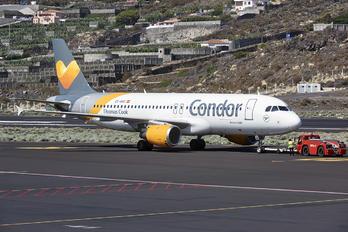 EC-NAC - Condor Airbus A320