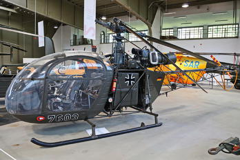 76+02 - Germany - Army Sud Aviation SA-313 / 318 Alouette II (all models)