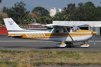 N80089 - Private Cessna 172 Skyhawk (all models except RG)