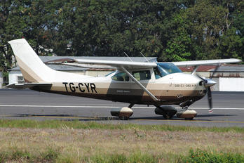 TG-CYR - Private Cessna 182 Skylane (all models except RG)
