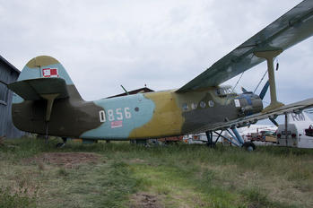 0856 - Poland - Air Force Antonov An-2