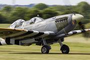 G-ILDA - Boultbee Flight Academy Supermarine Spitfire T.9 aircraft