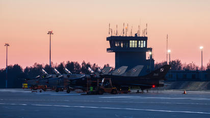 - - Poland - Air Force - Airport Overview - Apron