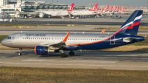 VP-BFH - Aeroflot Airbus A320 aircraft