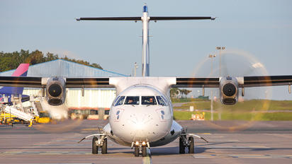 OH-ATO - NoRRA - Nordic Regional Airlines ATR 72 (all models)