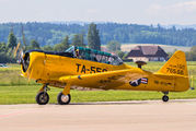 HB-RTA - Private North American Harvard/Texan (AT-6, 16, SNJ series) aircraft