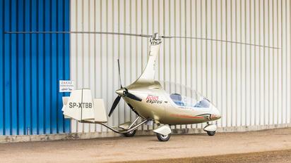 SP-XTBB - Private AutoGyro Europe Calidus
