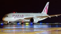 A7-BCX - Qatar Airways Boeing 787-8 Dreamliner aircraft