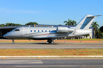 PT-STP - Private Bombardier Challenger 605