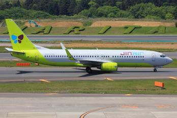 HL7562 - Jin Air Boeing 737-800
