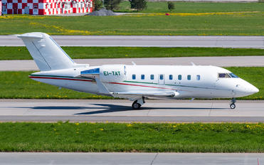 EI-TAT - Private Bombardier CL-600-2B16 Challenger 604