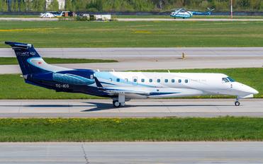 TC-ICG - Private Embraer ERJ-145