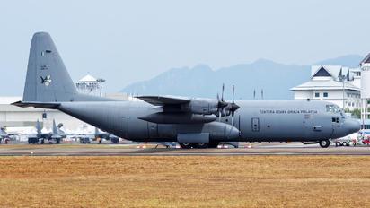 M30-16 - Malaysia - Air Force Lockheed C-130H Hercules