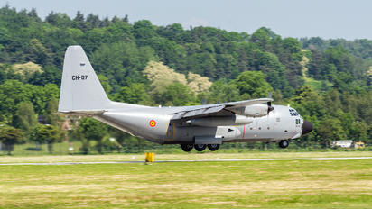 CH-07 - Belgium - Air Force Lockheed C-130H Hercules